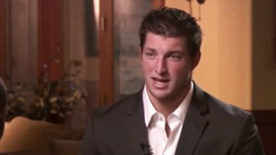 Tim Tebow – Living a Life to Glorify God